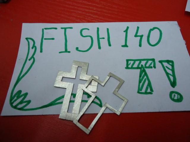 Como se hace una cruz de plata (Trabajo Propio)